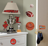 University of Louisville Peel & Stick Wall Decals Wall Decal