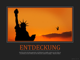 Entdeckung (German Translation) Photographic Print