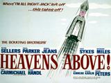 Heavens Above! Plakater