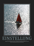 Einstellung (German Translation) Photographic Print