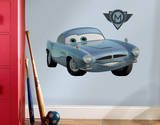 Cars 2 Finn McMissle Peel & Stick Giant Wall Decal Wall Decal