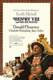 Henry Viii and His Six Wives Plakat