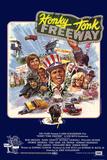 Honky Tonk Freeway Posters