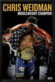 UFC - Chris Weidman Sports Poster Poster