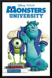 Monsters University (Books) Posters