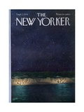 The New Yorker Cover - September 2, 1974 Giclee Print by Charles E. Martin
