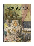 The New Yorker Cover - March 13, 1948 Regular Giclee Print by Perry Barlow