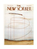 The New Yorker Cover - October 15, 1979 Regular Giclee Print by Paul Degen