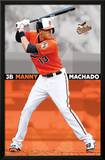 Manny Machado Baltimore Orioles MLB Sports Poster Prints
