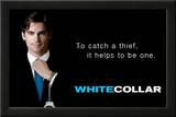 White Collar Television Poster Posters