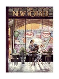 The New Yorker Cover - June 29, 1935 Giclee Print by Barbara Shermund
