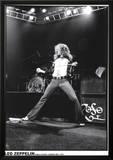 Led Zeppelin - Robert Plant - Earls Court 1975 Prints