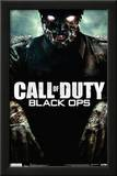 Call of Duty Black Ops Zombie Video Game Poster Prints