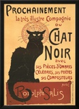Chat Noir - Vintage Style Poster Prints