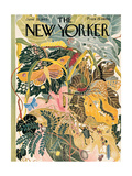 The New Yorker Cover - June 23, 1945 Regular Giclee Print by Ilonka Karasz