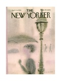 The New Yorker Cover - April 20, 1968 Regular Giclee Print by Laura Jean Allen