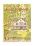 The New Yorker Cover - September 5, 1983 Premium Giclee Print by Jenni Oliver