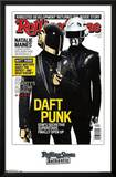 Daft Punk Rolling Stone Cover Music Poster Prints