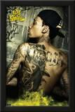 Wiz Khalifa Tattoo Music Poster Prints