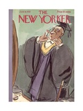 The New Yorker Cover - June 18, 1932 Regular Giclee Print by William Galbraith Crawford