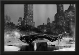 Central Park New York 1953 Archival Photo Poster Posters