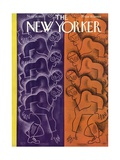 The New Yorker Cover - November 28, 1931 Regular Giclee Print by Harry Brown