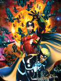 X-Men: Kingbreaker No.1 Cover: Vulcan and Havok Prints by Brandon Peterson