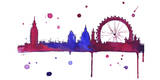 London Baby Prints by Jessica Durrant