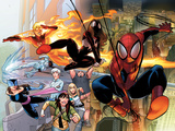 Ultimate Comics Spider-Man No.1 Cover: Spider-Man Posters by LaFuente David
