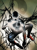 Dark Reign: Mister Negative No.2 Cover: Spider-Man Poster by Jae Lee