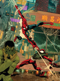 Spider-Man: The Clone Saga No.6 Cover: Spider-Man and Scarlet Spider Posters by Cross Chris