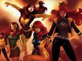 X-Men Evolutions No.1: Jean Gray Prints by Renaud Paul