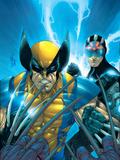 X-Men No.159 Cover: Wolverine and Havok Print by Salvador Larroca