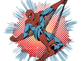Marvel Comics Retro: Spider-Man (aged) Prints