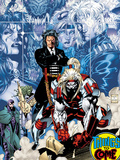 X-Men No.1: 20th Anniversary Edition: Omega Red Posters by Jim Lee