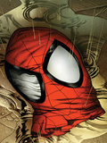 Ultimate Spider-Man No.133 Cover: Spider-Man Posters by Stuart Immonen