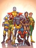 Uncanny X-Men: First Class No.1 Cover: Cyclops Poster par Cruz Roger