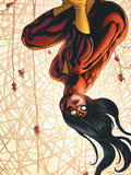 The New Avengers No.15 Cover: Spider Woman Poster by Frank Cho