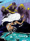 Classic X-Men No.20 Cover: Storm Print by John Bolton
