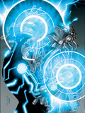 X-Men No.160 Cover: Havok and Xorn Prints by Salvador Larroca