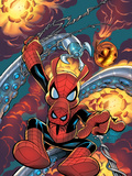 Amazing Spider-Man No.528 Cover: Spider-Ham Posters by Wieringo Mike