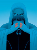 Astonishing X-Men No.2 Cover: Emma Frost and Cyclops Posters by John Cassaday