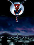 Spider-Girl No.69 Cover: Spider-Girl Poster by Ron Frenz