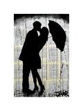 Rainy Day Romantics Giclee Print by Loui Jover