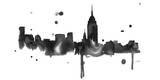 NY at Night Prints by Jessica Durrant