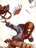Marvel Adventures Spider-Man No.53 Cover: Peter Parker Posters by Young Skottie