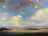 Sky and Land II Art by Robert Seguin
