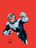 Uncanny X-Men No.392 Cover: Northstar Print by Larroca Salvador