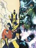 Uncanny X-Men: First Class Giant-Size Special No.1 Cover: Cyclops Print by Skottie Young