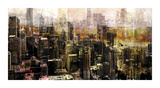 Chicago Sky 10 Giclee Print by Sven Pfrommer